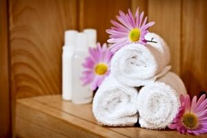 Wellness Handtücher